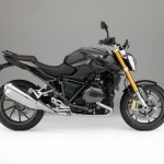 2015 BMW R1200R Thunder Gray Metallic with Agate Gray Metallic Matte frame_1