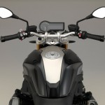 2015 BMW R1200R Thunder Gray Metallic with Agate Gray Metallic Matte frame_2