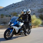 2015 BMW R1200RS in Action_1