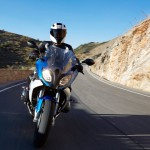 2015 BMW R1200RS in Action_2