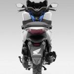2015 Honda Forza 125 Rear