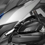 2015 Honda Forza 125 Rear Wheel