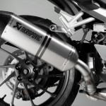 2015 Honda VFR800X Crossrunner Akrapovic Exhaust