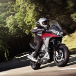 2015 Honda VFR800X Crossrunner In Action