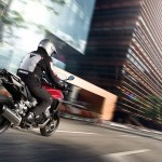 2015 Honda VFR800X Crossrunner In Action_1