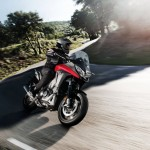 2015 Honda VFR800X Crossrunner In Action_4