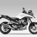 2015 Honda VFR800X Crossrunner Pearl Glare White
