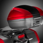 2015 Honda VFR800X Crossrunner Rear Storage Accessory