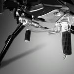 2015 Honda VFR800X Crossrunner Side Stand