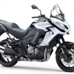 2015 Kawasaki Versys 1000 White