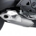 2015 Kawasaki Versys 650 Exhaust