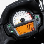 2015 Kawasaki Versys 650 Instrument Display