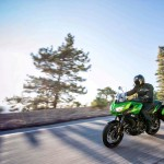 2015 Kawasaki Versys 650 LT in Action_3