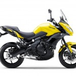 2015 Kawasaki Versys 650 Pearl Shining Yellow_1