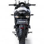 2015 Kawasaki Versys 650 Pearl Stardust White Rear