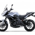 2015 Kawasaki Versys 650 Pearl Stardust White_3
