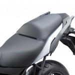 2015 Kawasaki Versys 650 Seat