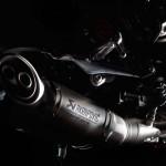 2015 Yamaha MT-07 Moto Cage Akrapovic Exhaust