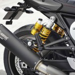 2015 Yamaha XJR1300 Racer Akrapovic Exhaust