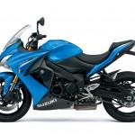 2016 Suzuki GSX-S1000F Blue