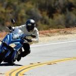 2016 Suzuki GSX-S1000F in Action