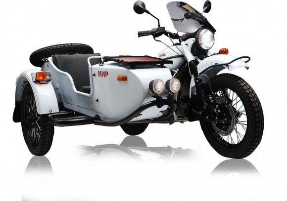2014 Limited Edition Ural MIR