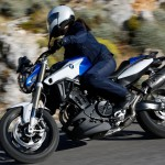 2015 BMW F800R In Action_1