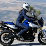 2015 BMW F800R In Action_2