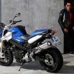2015 BMW F800R In Action_3