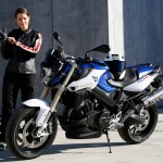 2015 BMW F800R In Action_9
