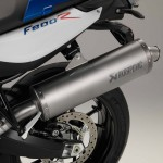 2015 BMW F800R Optional Akrapovic Exhaust