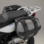 2015 BMW F800R Optional Pannier