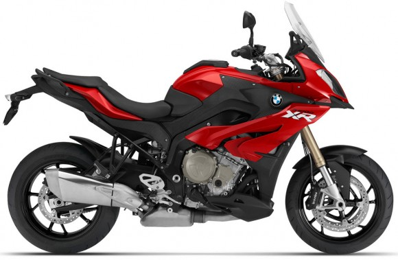 2015 BMW S1000XR Red