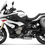 2015 BMW S1000XR White