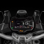 2015 Ducati Multistrada 1200 Instrument Display