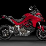 2015 Ducati Multistrada 1200 Red