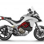 2015 Ducati Multistrada 1200 White