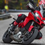 2015 Ducati Multistrada 1200 in Action