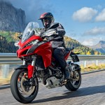 2015 Ducati Multistrada 1200 in Action_1