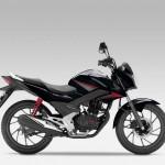 2015 Honda CB125F Black
