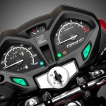 2015 Honda CB125F Display