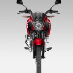 2015 Honda CB125F Front