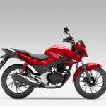 2015 Honda CB125F Red