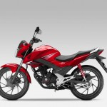 2015 Honda CB125F Red_1