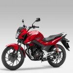 2015 Honda CB125F Red_2