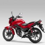 2015 Honda CB125F Red_3