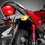 2015 Honda CB125F Taillight
