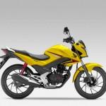 2015 Honda CB125F Yellow