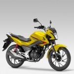 2015 Honda CB125F Yellow_1