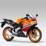 2015 Honda CBR125R